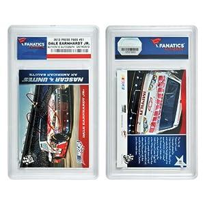 Dale Earnhardt, Jr. Autographed 2012 Press Pass NASCAR Unites #81 Card - Memories -... by Sports Memorabilia