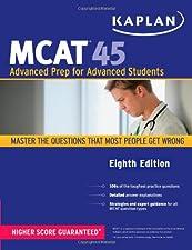 Kaplan MCAT 528 Advanced Prep for Advanced Students by Kaplan