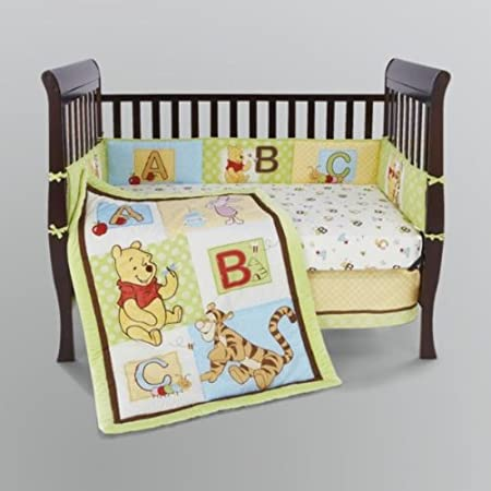 Winnie The Pooh Baby Bedding Sunshine Patch Baby Bedding
