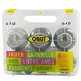 La Boule Obut - Maletín de 6 bolas (A1501679)