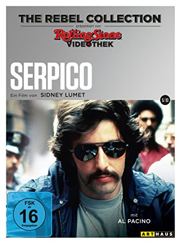 Serpico - The Rebel Collection - Rolling Stone Videothek