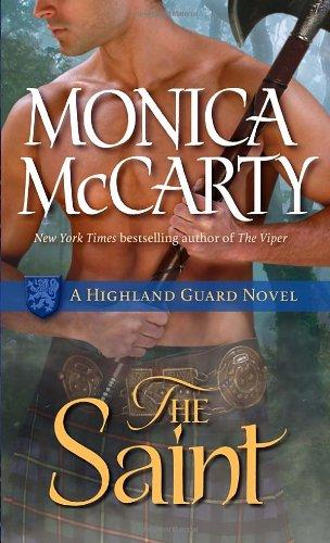 Image of The Saint: A Highland Guard Novel