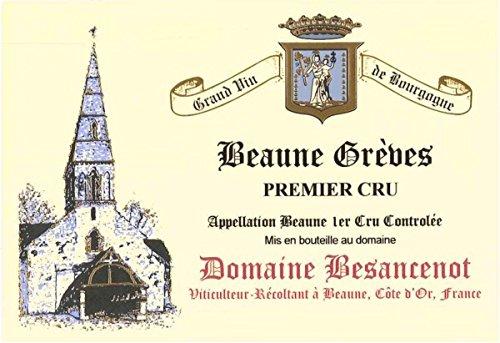 2010 Domaine Besancenot: Beaune Premier Cru Greves 750 Ml