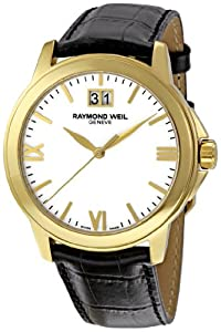 Raymond Weil Men's 5476-P-00307 Tradition White Dial Watch from Raymond Weil