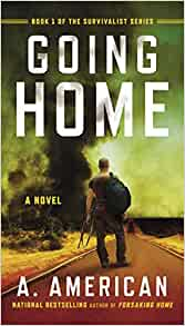 Going home book a american
