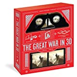 img - for The Great War in 3D: A Book Plus a Stereoscopic Viewer, Plus 35 3D Photos of Men In Battle, 1914-1918 book / textbook / text book