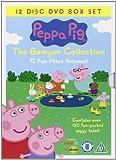 Peppa Pig Bumper Pack 12 Disc (Vol 1-12) [Region 2] [ UK Import]