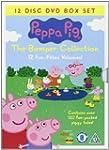 Peppa Pig Bumper Pack 12 Disc (Vol 1-...