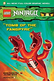 Ninjago Graphic Novels #4: Tomb of the Fangpyre (Ninjago Masters of Spinjitzu)