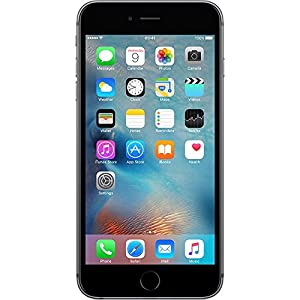 Apple iPhone 6s Plus Space Grey 128GB (UK Version) SIM-Free Smartphone