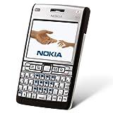 Unlocked Nokia E61i Bar Smart Full keyboard Mobile phone WIFI (Brown)