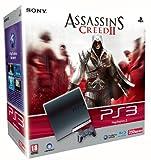 echange, troc Console PS3 Slim (250 Go) + Assassin's Creed II