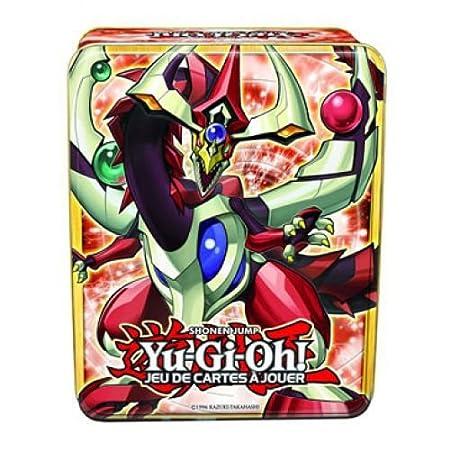 Yu-Gi-Oh! - Jeux de Cartes - Tin Box - Mega-tin 2015 - Dragon Pendule Aux Yeux Impairs - En Français