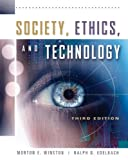 img - for Society, Ethics, and Technology: 3rd (Third) edition book / textbook / text book