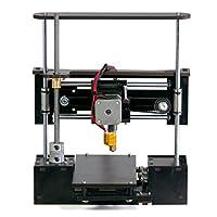"OneUp 3D Printer Kit 4"" x 4"" x 5"" Build Dimensions 50 Micron 1.75mm PLA Filament from Q3D"