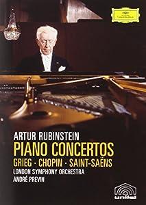 Artur Rubinstein-Piano Concertos [DVD] [2006]