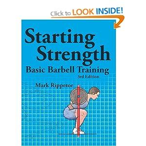 Starting Strength Basic Barbell Training Amazon Co Uk