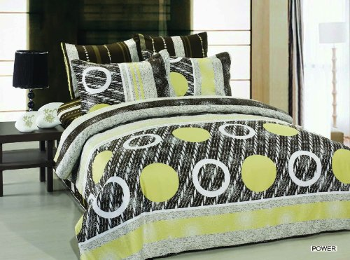 Power Duvet Cover Set