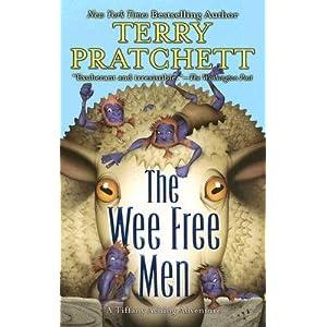 The Wee Free Men [Mass Market Paperback]