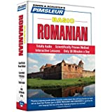 Romanian, Basic: Learn to Speak and Understand Romanian with Pimsleur Language Programs
