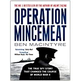 Operation Mincemeatby Ben Macintyre
