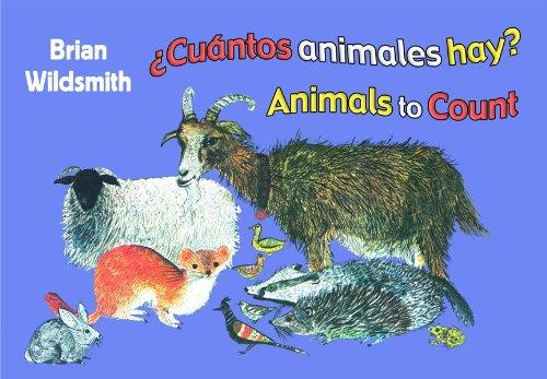 ¿Cuántos animales hay?/ Animals to Count (Spanish/English) (Spanish and English Edition) [Brian Wildsmith] (Tapa Dura)