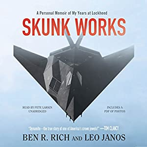 Skunk Works Audiobook