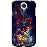 YP Game Of Thrones Design Hard Back Case Cover For Samsung Galaxy S4 Mini