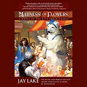 Madness of Flowers Audiobook