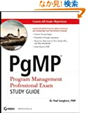 PgMP: Program Management Professional Exam Study Guide