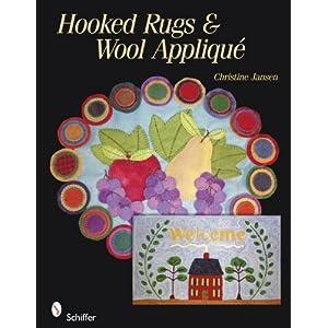 Hooked Rugs & Wool Appliqué