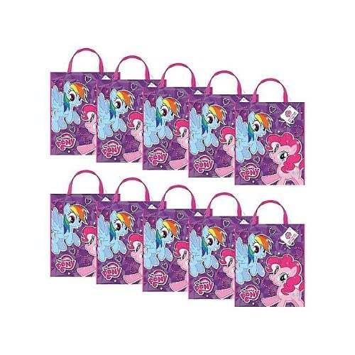 My Little Pony Party Tote Bag (Set Of 10) sale 2015