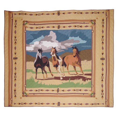 Western Bedding Quilts front-345542