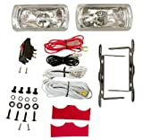 Blazer RE774C Radiant Effects rectangular driving light kit-1 pair
