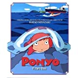 Ponyo on the Cliff Picture Book (Ponyo on the Cliff Film Tie in)by Hayao Miyazaki