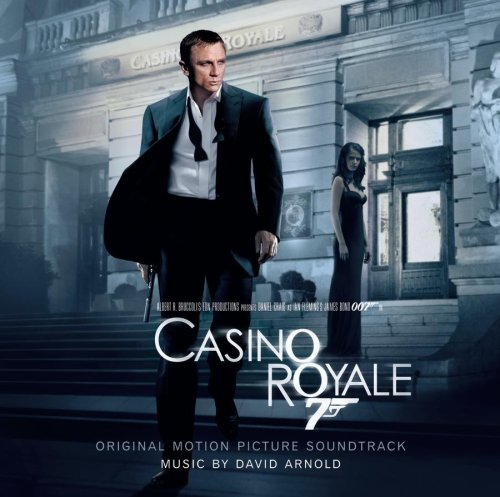 Original album cover of Casino Royale (Original Motion Picture Soundtrack) by James Bond - OST