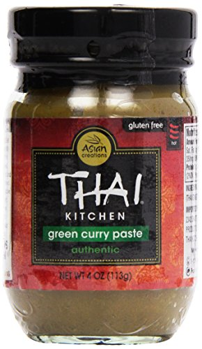 thai kitchen curry paste green 4 oz 737628004003 toolfanatic