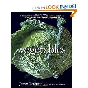 Vegetables, Revised -  James Peterson