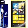 ArmorSuit MilitaryShield - Nokia Lumia 920 Screen Protector Shield + Lifetime Replacements from ArmorSuit