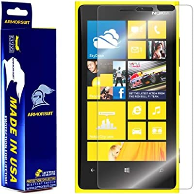 Screen protector shield for Nokia Lumia 920