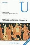 echange, troc Claude Mossé, Annie Schnapp-Gourbeillon - Précis d'histoire grecque