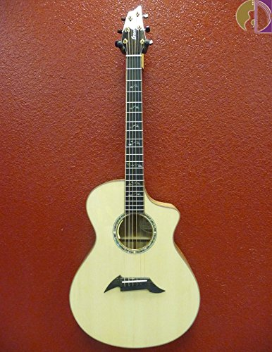 Breedlove Masterclass Concert Acoustic Electric Guitar