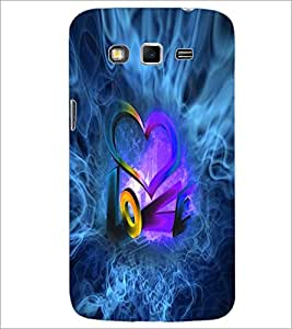 PrintDhaba Love D-4927 Back Case Cover for SAMSUNG GALAXY GRAND 2 (Multi-Coloured)