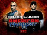 American Chopper Senior vs Junior: Lawless Drag Bike Part 1, PJD Bike Part 3, and GEICO Bike Part 2