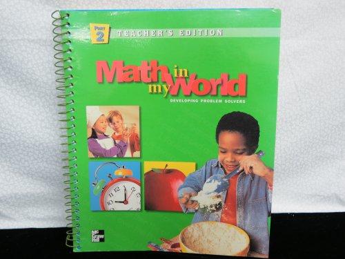 Math in My World Teacher's Edition (Grade 2 Volume 2) PDF