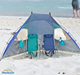 Super - Wide Beach Cabana - UPF 100