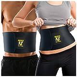 Veluxio Fitnessgürtel Bauch für Männer und Frauen