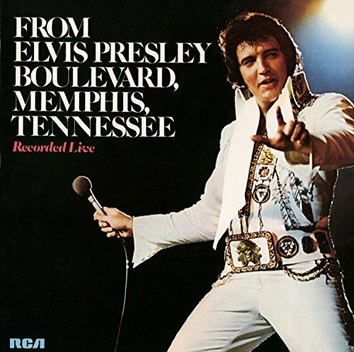 Elvis Presley - From Elvis Presley Boulevard, Memphis, Tennessee - Zortam Music