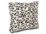 Room It up Leopard Fleece Pillow