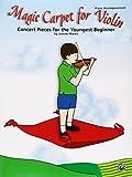 Magic Carpet For Violin (Piano Accompaniment) (0739044753) by Joanne Martin